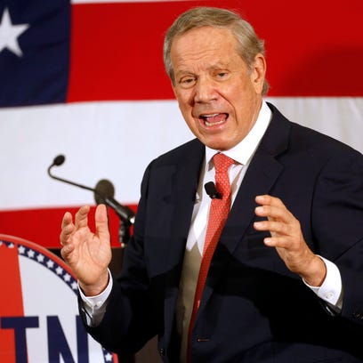 In this April 17 photo, former NY Gov. George Pataki