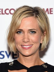 Actress Kristen Wiig attended the University of Arizona