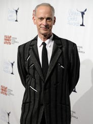 Director John Waters, pictured attending the 2011 Writers