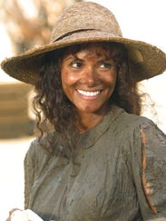 "Berry as Janie Crawford in the 2005 TV movie ""Their"