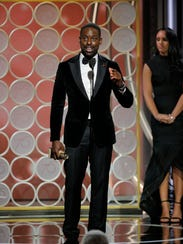 'This Is Us' star Sterling K. Brown takes the prize