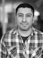 """Rudy Valdez, director of """"The Sentence,"""" an official"""