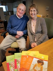 Jim and Nona Maurer have been producing the Community