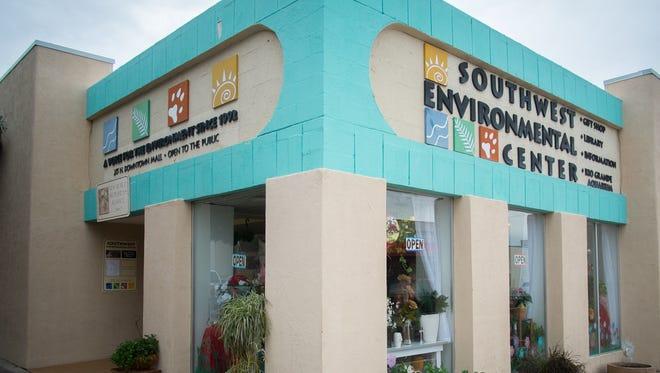 Southwest Environmental Center off of Main Street.