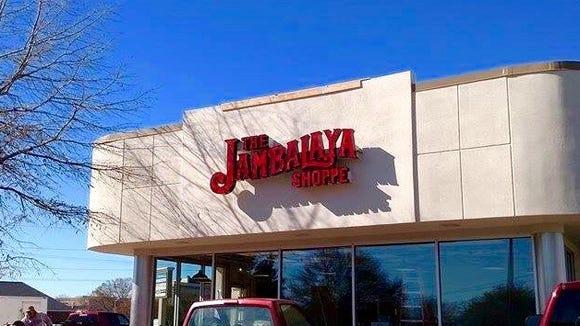 The Jambalaya Shoppe is now open in Lafayette.