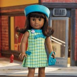 Melody Ellison is a '60s girl from Detroit. She is the latest to join the American Girl collection.