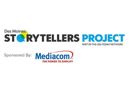 Storytellers logo for 2017.