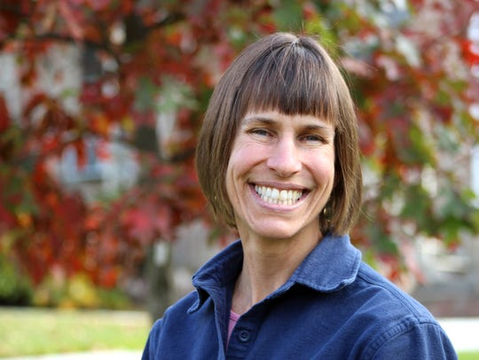 Beth Brantley, Penn State Mont Alto assistant professor