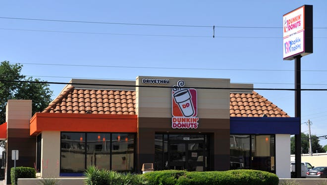 The new Dunkin' Donuts - Baskin Robbins May 18, 2018. The restaurant at 2901 S. 14th Street is set to open Monday.
