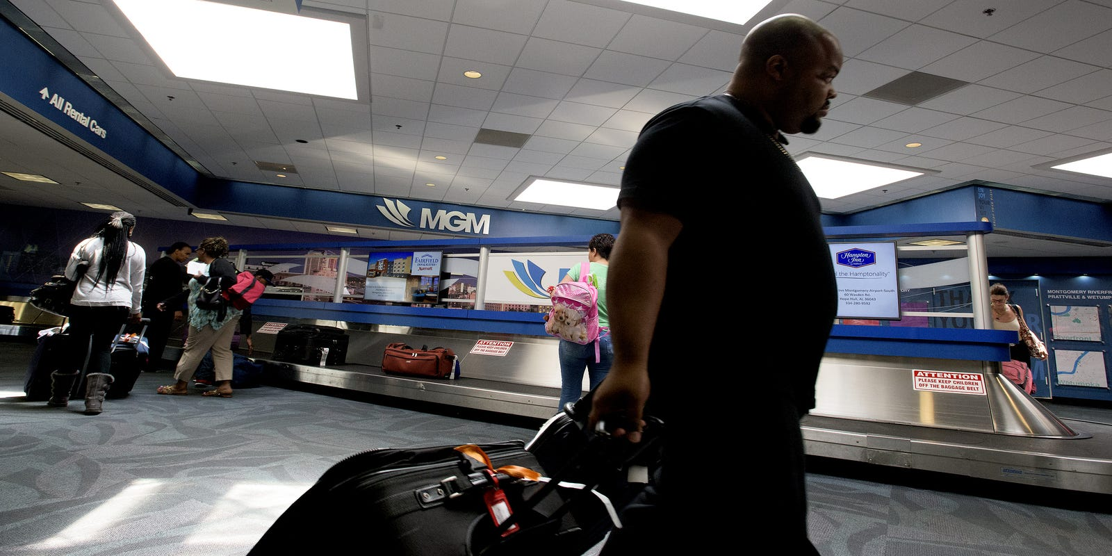 Montgomery airport lands grant for $1M upgrade