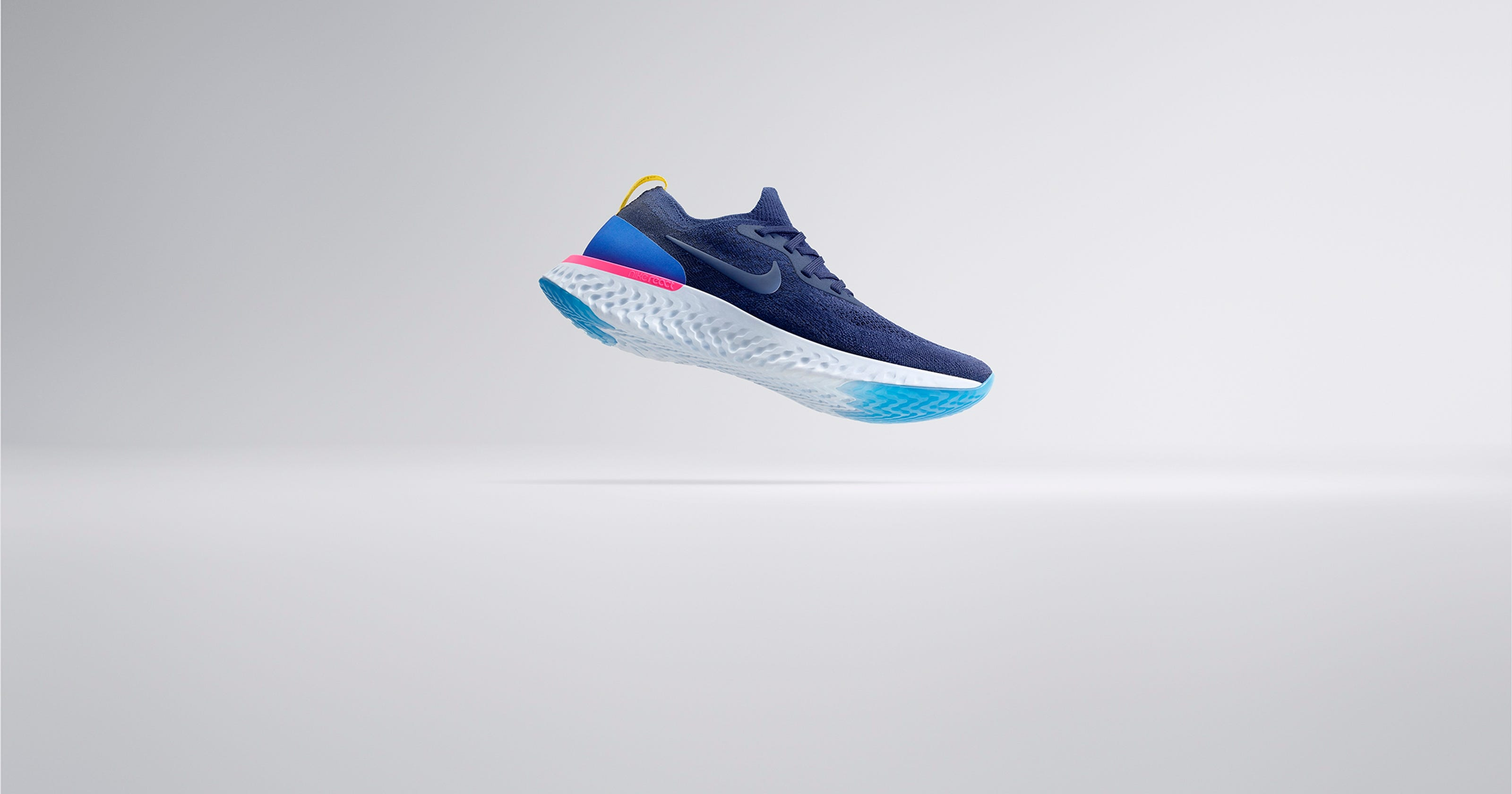 0cec8b85bd09 Nike unveils the Nike Epic React Flyknit