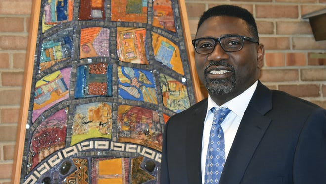 The Milwaukee Public Schools board named an interim superintendent to take over for departing schools chief Darienne Driver. Keith Posley, the district's chief school administration officer, will begin his role as interim superintendent on May 21. The board selected him late Thursday night.