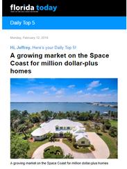 Top 5 newsletter.
