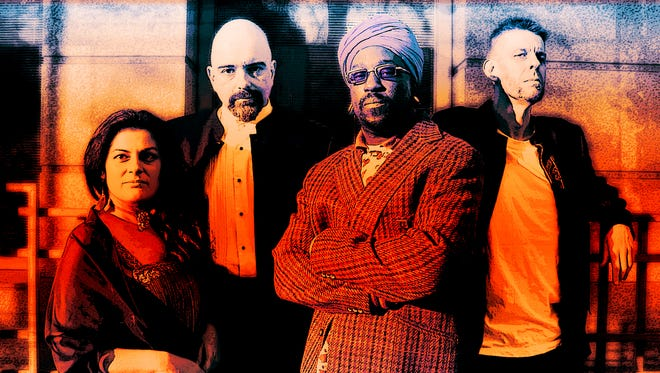 Electronica-world music group Transglobal Underground