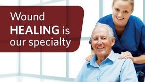 Wound healing is our specialty at McLaren Port Huron.