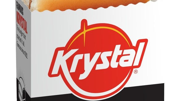 Krystal Burger is celebrating its grand opening in