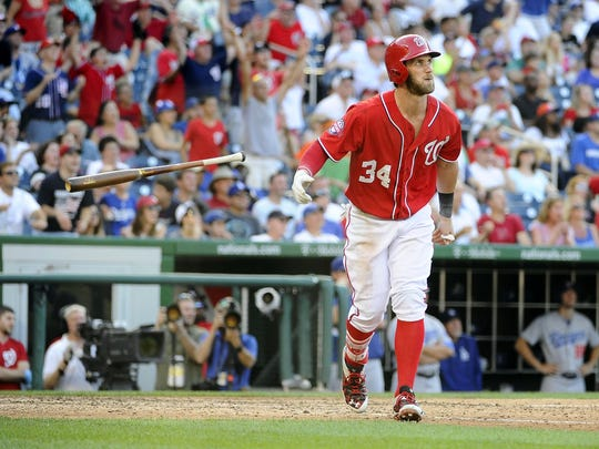 Bryce Harper had a season of historic proportions in