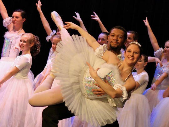 The Children's Nutcracker will be performed Dec. 18-20