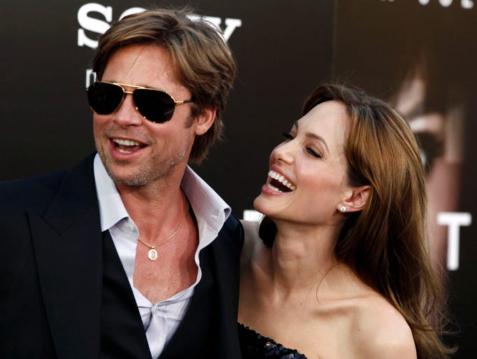 Finally! Brangelina got married! Let's take a look back at them over the years.