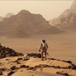 *Not Mars. **Fake Mars. ***Jordan as Mars, as seen in 'The Martian.'