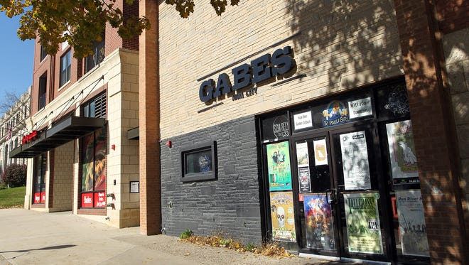 Outside look of Gabe's.