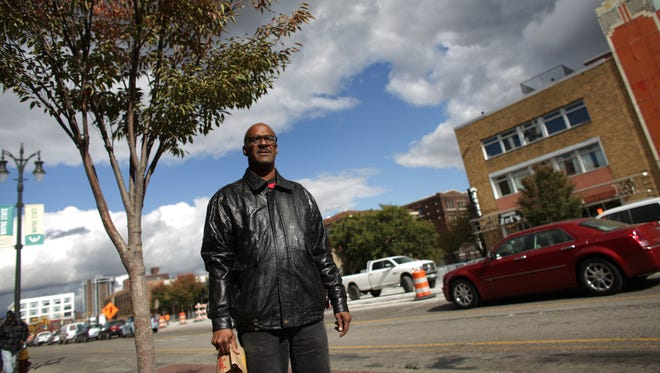 """You have everything here,"" says Milburn Mitchell, 53 who has lived in Midtown for 20 years referring to restaurants, grocery stores and entertainment.