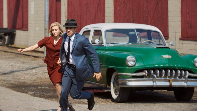 James Franco (with Sarah Gadon) goes back in time to prevent J.F.K.'s assassination in '11.22.63.'