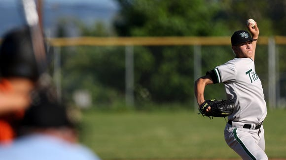 West Salem's Matthew Lester was selected to play in the June 18-19 Reser's All-Star Series.
