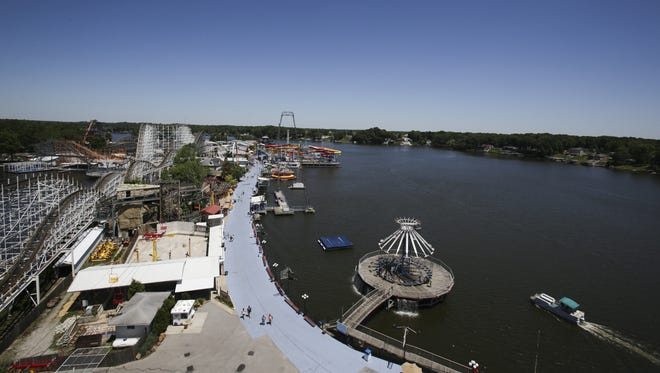 DT Kirby's will open two locations at Indiana Beach in Monticello. The grand opening is slated for Memorial Day weekend.