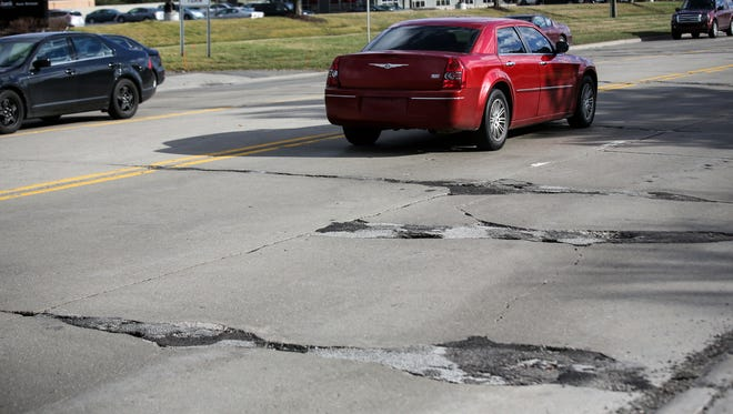 Michigan roads, and infrastructure across the country, is in need of investment.