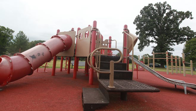 Playground at Chandler Park