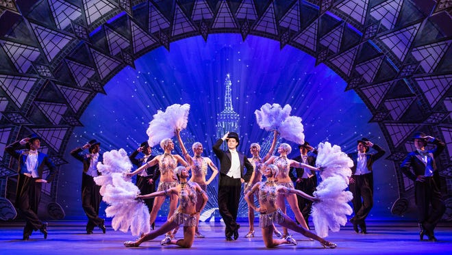 """An American in Paris,"" a Broadway hit in 2015-16, is based on the classic 1951 movie musical starring Gene Kelly. It includes the beloved George and Ira Gershwin tunes featured in the film."
