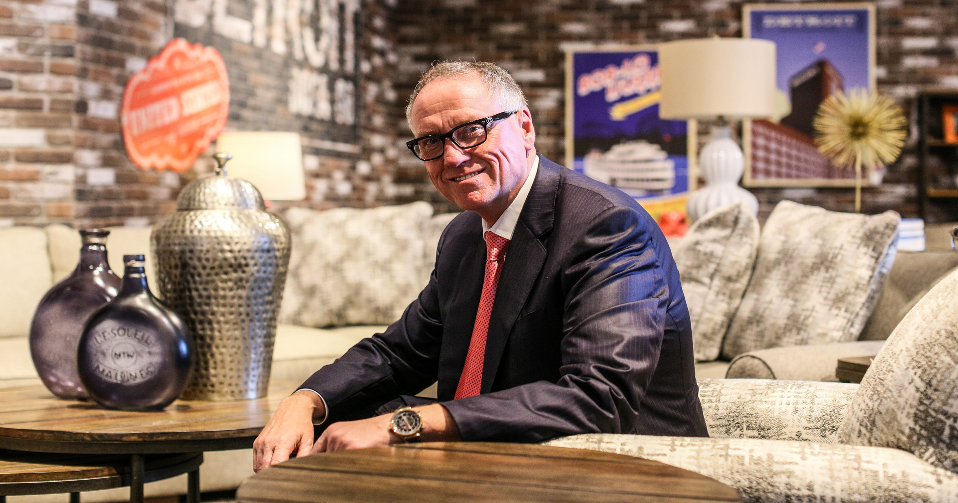 Art Van Furnitures CEO Asking Workers Has Anyone Tried To Fire You