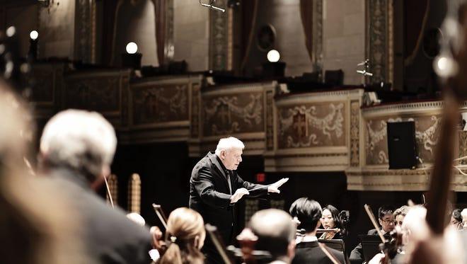 The Detroit Symphony Orchestra