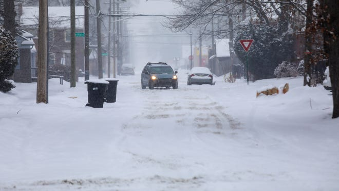 A winter storm could bring 6 to 9 inches of snow to metro Detroit.