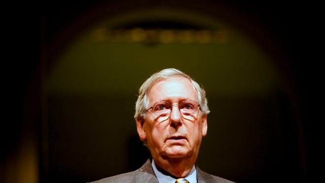Sen. Mitch McConnell, R-Ky