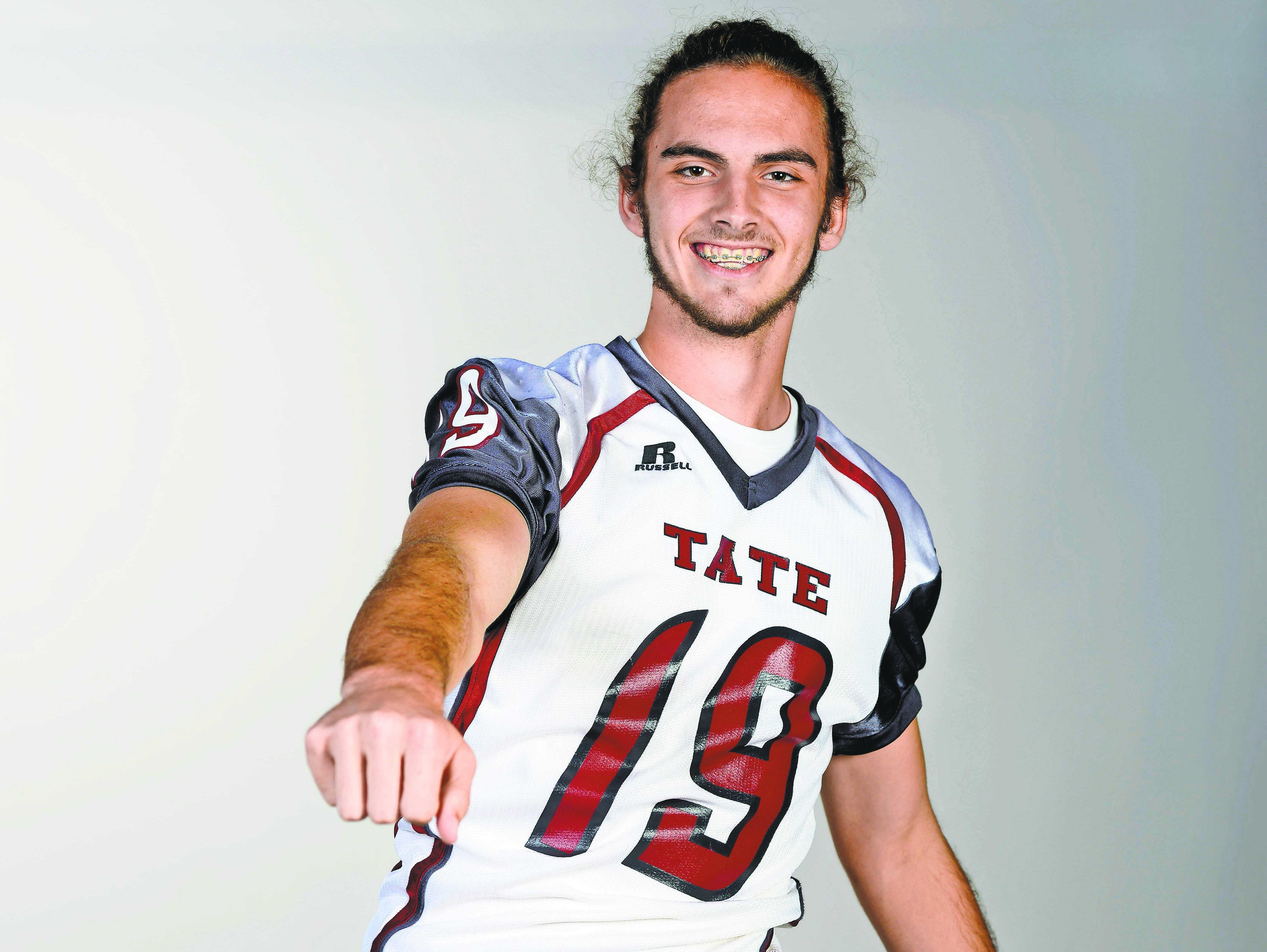 Evan Legassey, Tate High School