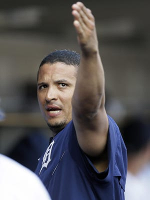 Victor Martinez was 5-for-17 in four rehab games with the Toledo Mud Hens.
