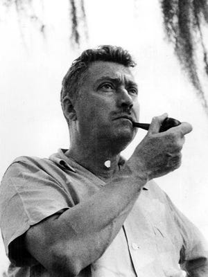 """MacKinlay Kantor from Webster City, Iowa, rose to fame as one of the 20th century's most celebrated novelists. His book """"Andersonville"""" in 1956 won the Pulitzer Prize for fiction."""