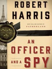 Robert Harris' 'An Officer and a Spy' dives into the Dreyfus Affair.