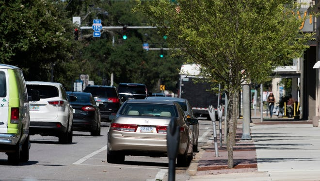 The city of Pensacola is considering a $226.6 million budget which includes doubling spending from Tree Trust Fund for several projects including $50,000 for improvements to Garden Street.