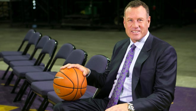 Grand Canyon University men's basketball head coach Dan Majerle.