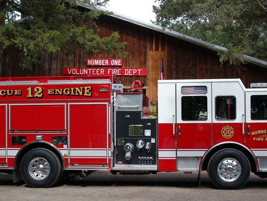 Number One Fire Dept Purchases New Fire Truck