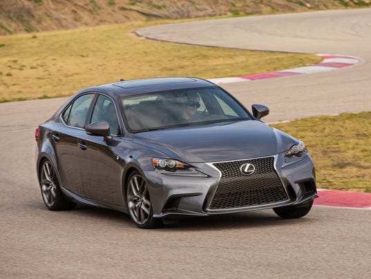 Consumer Reports Lexus Best Buick Tops Domestics