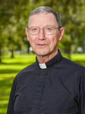 Father Jerome Neyrey.