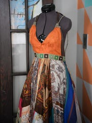 One of Amy Treme's designs.