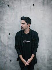 "Canadian producer and DJ Felix Cartal has performed in El Paso many times throughout his career. ""I feel like (El Paso fans) are my family now,"" Cartal says."