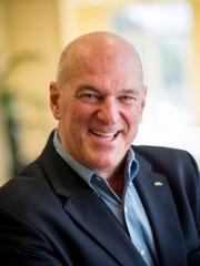 Brad Thomas, president of Silver Dollar City Attractions