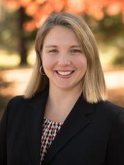 Rita Mannelli is the new executive director for Nazareth College Arts Center.