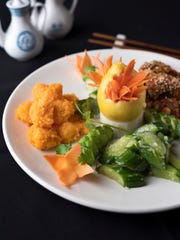 Cuisine from two provinces in China are being featured at the new Heavenly Asian Cuisine and Lounge in Valley Junction.